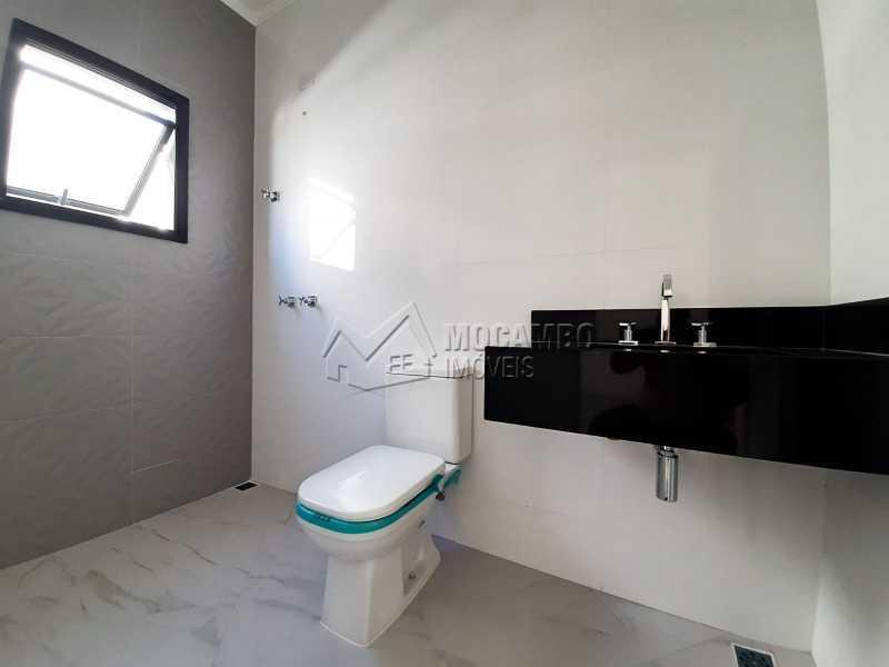 Banheiro da Suite 2. - Casa em Condomínio 3 quartos à venda Itatiba,SP - R$ 1.325.000 - FCCN30478 - 17