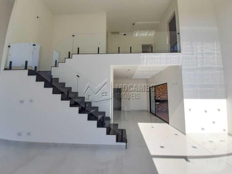 Sala. - Casa em Condomínio 3 quartos à venda Itatiba,SP - R$ 1.325.000 - FCCN30478 - 5