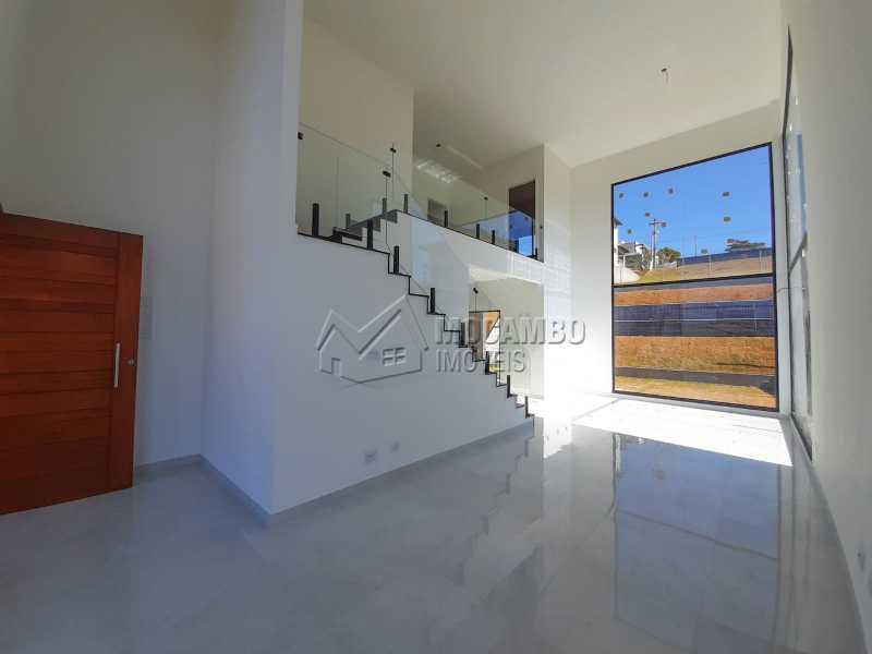 Sala. - Casa em Condomínio 3 quartos à venda Itatiba,SP - R$ 1.325.000 - FCCN30478 - 4