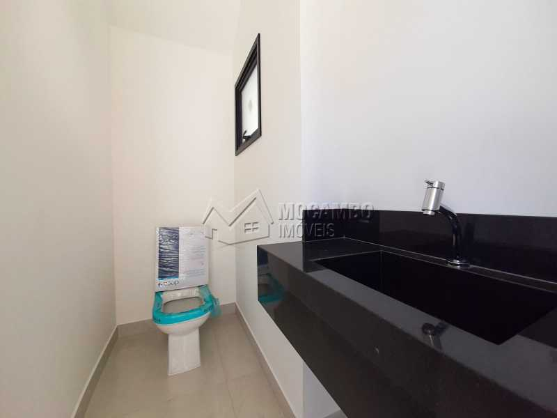 Lavabo Interno. - Casa em Condomínio 3 quartos à venda Itatiba,SP - R$ 1.325.000 - FCCN30478 - 7
