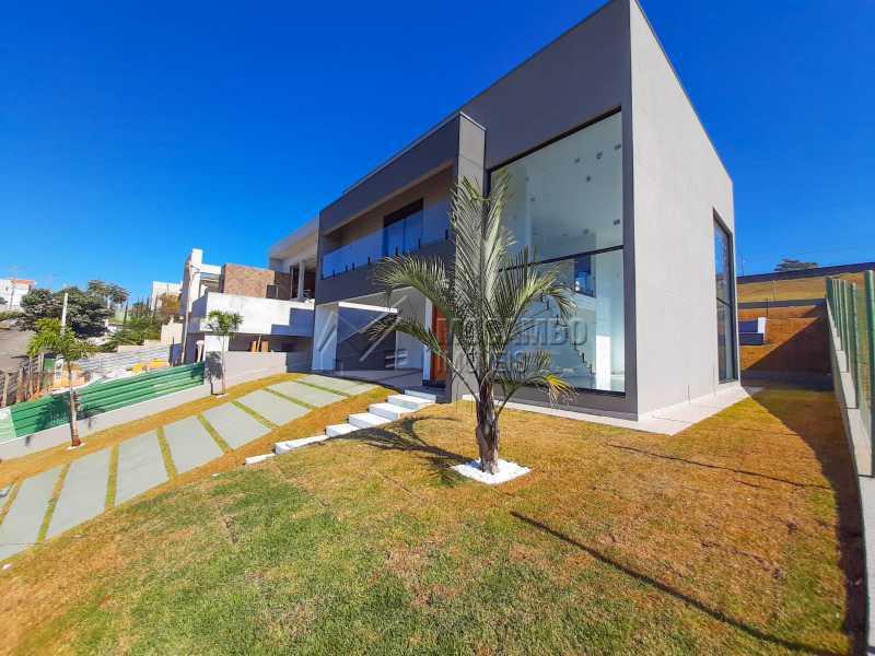 Vista Lateral 2. - Casa em Condomínio 3 quartos à venda Itatiba,SP - R$ 1.325.000 - FCCN30478 - 3