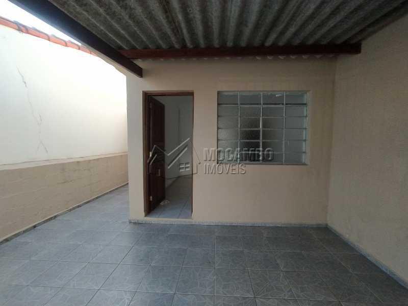Garagem - Casa 2 quartos à venda Itatiba,SP - R$ 250.000 - FCCA21379 - 1