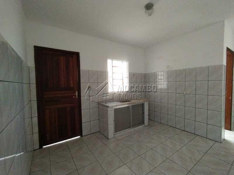 Cozinha - Casa 2 quartos à venda Itatiba,SP - R$ 250.000 - FCCA21379 - 5
