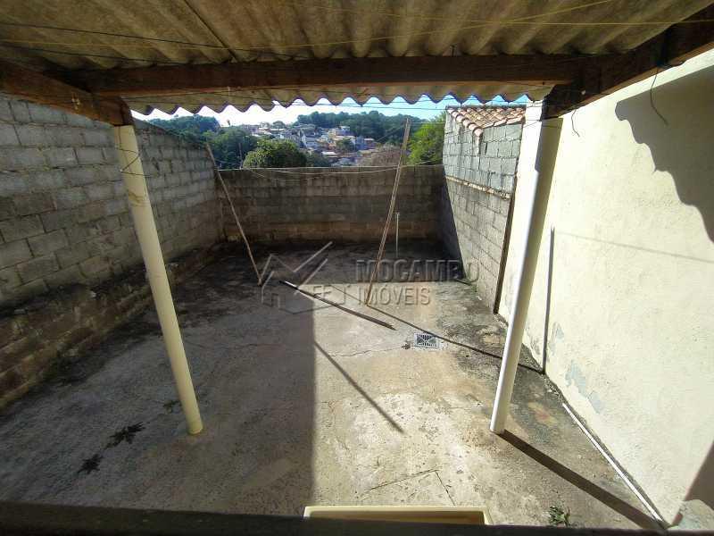 Quintal - Casa 2 quartos à venda Itatiba,SP - R$ 250.000 - FCCA21379 - 14