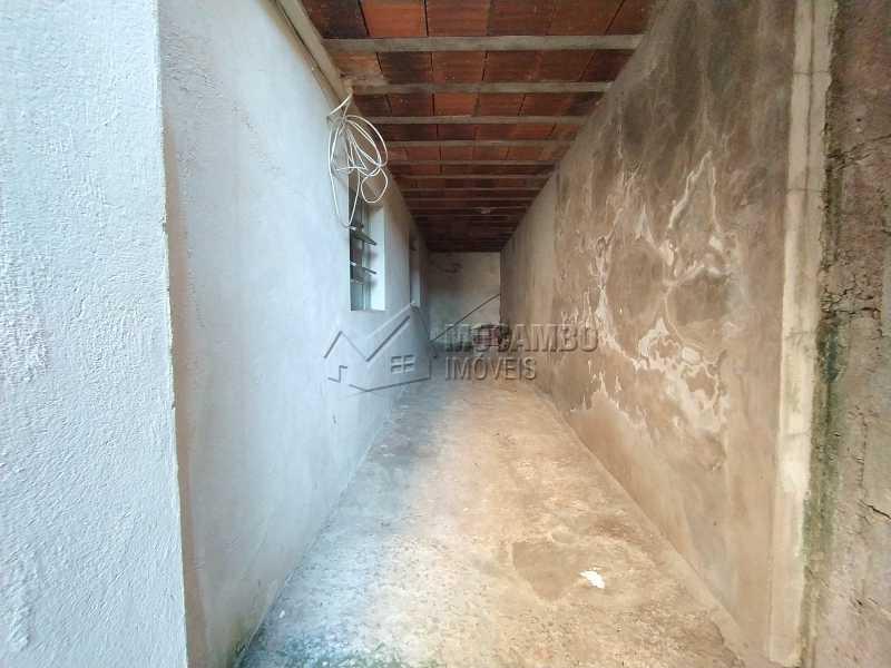 Porão - Casa 2 quartos à venda Itatiba,SP - R$ 250.000 - FCCA21379 - 18