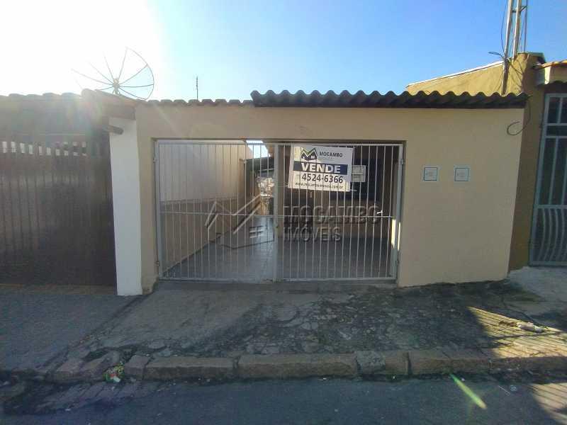 Fachada - Casa 2 quartos à venda Itatiba,SP - R$ 250.000 - FCCA21379 - 19