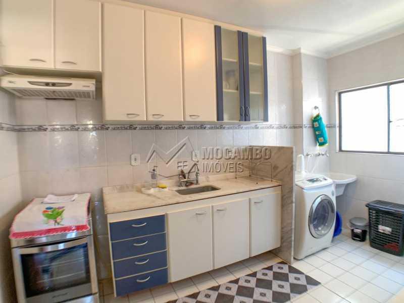 Cozinha - Apartamento 2 quartos à venda Itatiba,SP - R$ 269.000 - FCAP21137 - 8
