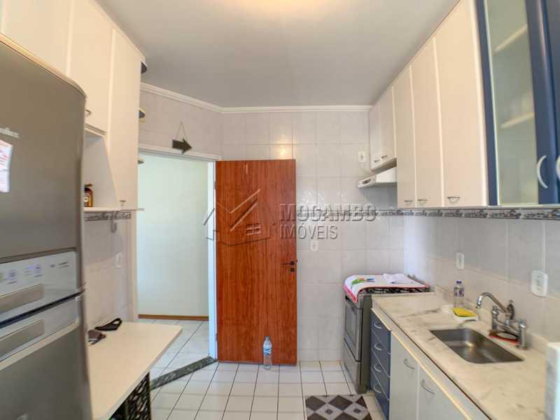 Cozinha - Apartamento 2 quartos à venda Itatiba,SP - R$ 269.000 - FCAP21137 - 9