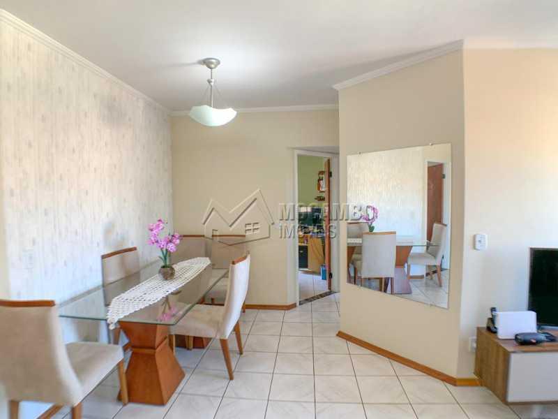 Sala - Apartamento 2 quartos à venda Itatiba,SP - R$ 269.000 - FCAP21137 - 4