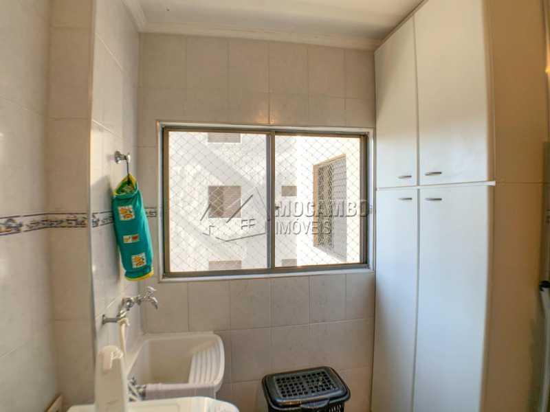Lavanderia - Apartamento 2 quartos à venda Itatiba,SP - R$ 269.000 - FCAP21137 - 16