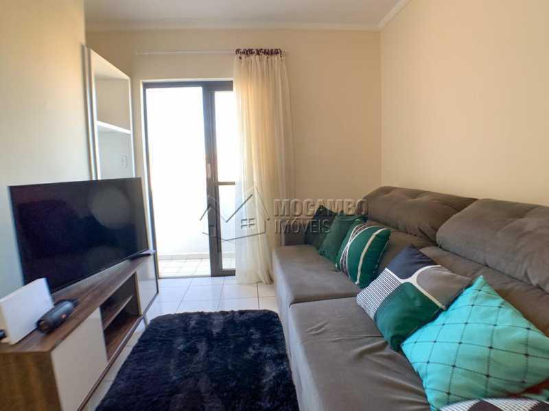 Sala - Apartamento 2 quartos à venda Itatiba,SP - R$ 269.000 - FCAP21137 - 3