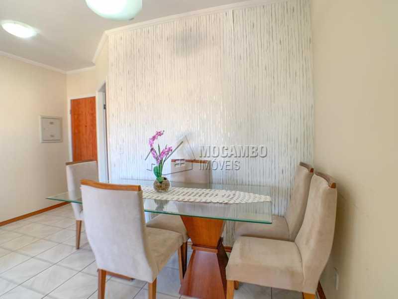 Sala - Apartamento 2 quartos à venda Itatiba,SP - R$ 269.000 - FCAP21137 - 6