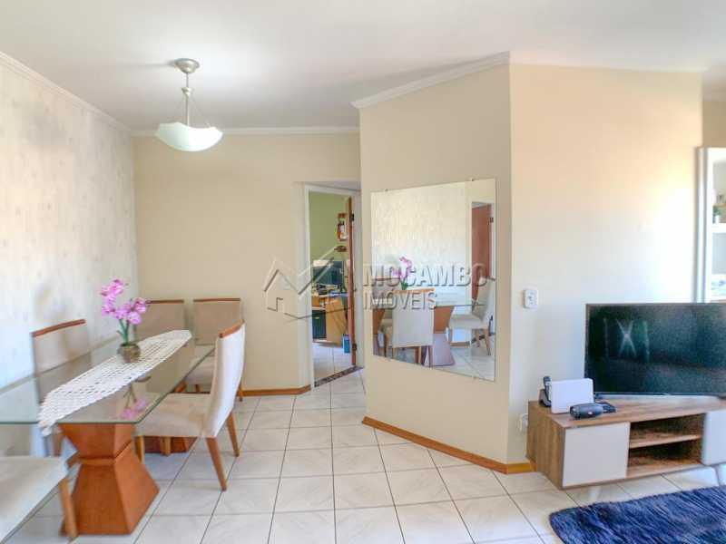 Sala - Apartamento 2 quartos à venda Itatiba,SP - R$ 269.000 - FCAP21137 - 7