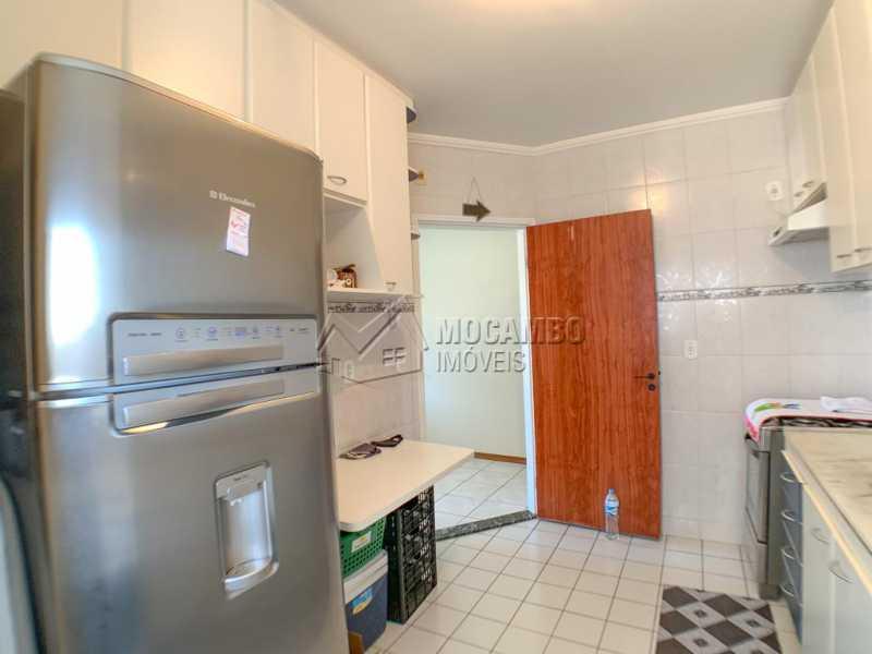 Cozinha - Apartamento 2 quartos à venda Itatiba,SP - R$ 269.000 - FCAP21137 - 10