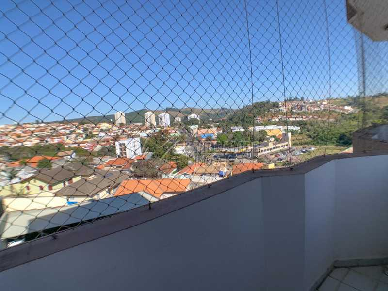 Varanda/Vista - Apartamento 2 quartos à venda Itatiba,SP - R$ 269.000 - FCAP21137 - 17
