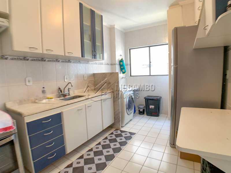 Cozinha - Apartamento 2 quartos à venda Itatiba,SP - R$ 269.000 - FCAP21137 - 12