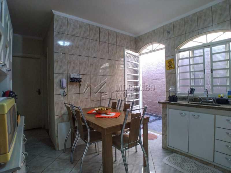 Cozinha - Casa 2 quartos à venda Itatiba,SP - R$ 276.000 - FCCA21380 - 8