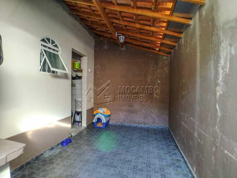 Quintal - Casa 2 quartos à venda Itatiba,SP - R$ 276.000 - FCCA21380 - 5