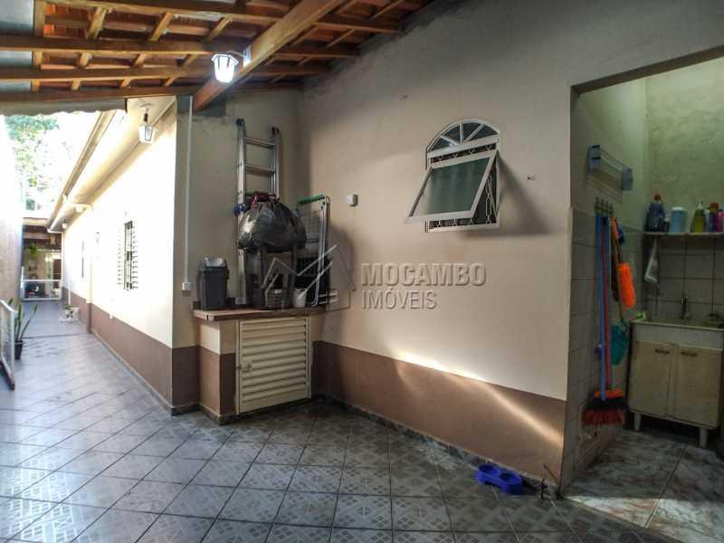 Quintal - Casa 2 quartos à venda Itatiba,SP - R$ 276.000 - FCCA21380 - 4