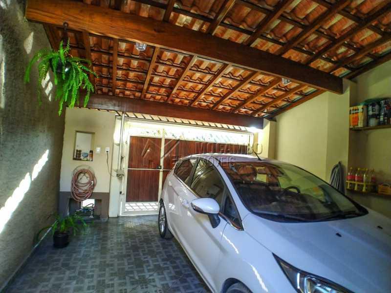 Garagem - Casa 2 quartos à venda Itatiba,SP - R$ 276.000 - FCCA21380 - 3