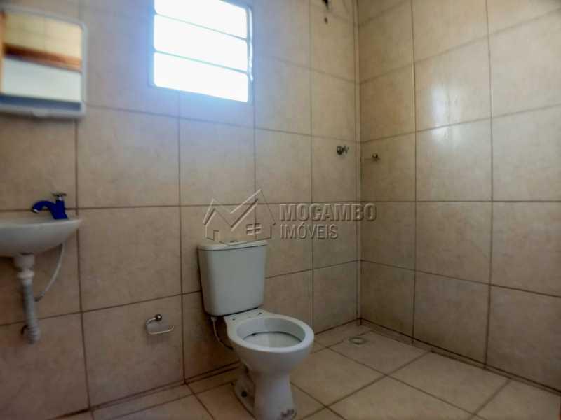 Banheiro Social - Casa 2 quartos para alugar Itatiba,SP - R$ 900 - FCCA21382 - 5