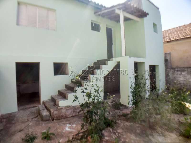 Quintal - Casa 2 quartos para alugar Itatiba,SP - R$ 900 - FCCA21382 - 6