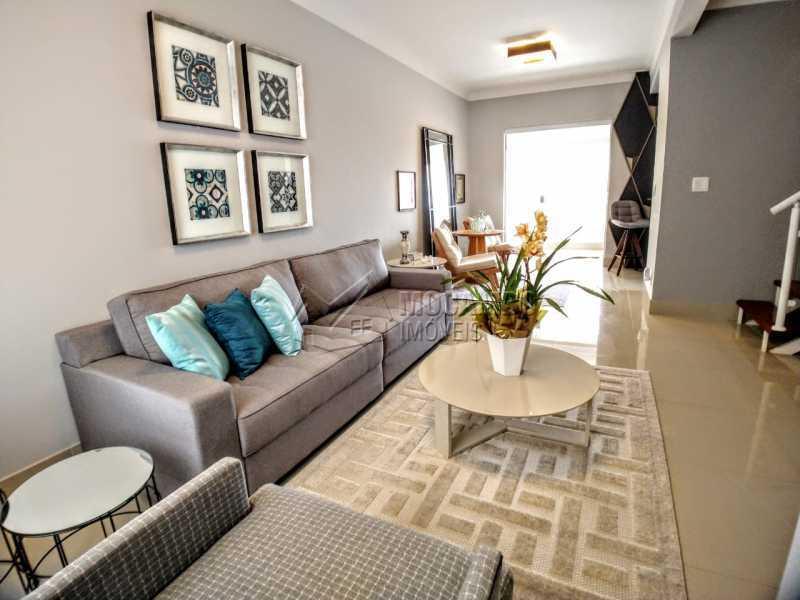 Sala  - Casa em Condomínio 2 quartos à venda Itatiba,SP - R$ 689.000 - FCCN20037 - 8