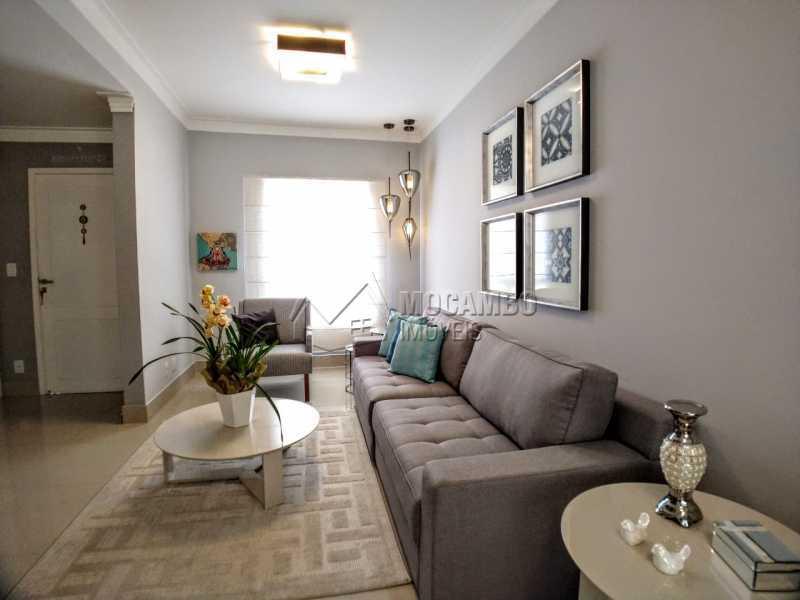 Sala - Casa em Condomínio 2 quartos à venda Itatiba,SP - R$ 689.000 - FCCN20037 - 9