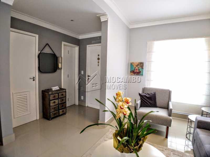 Entrada  - Casa em Condomínio 2 quartos à venda Itatiba,SP - R$ 689.000 - FCCN20037 - 27