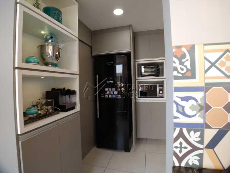 Cozinha - Casa em Condomínio 2 quartos à venda Itatiba,SP - R$ 689.000 - FCCN20037 - 3