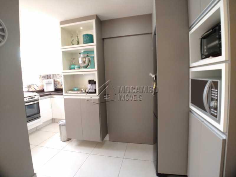 Cozinha - Casa em Condomínio 2 quartos à venda Itatiba,SP - R$ 689.000 - FCCN20037 - 5