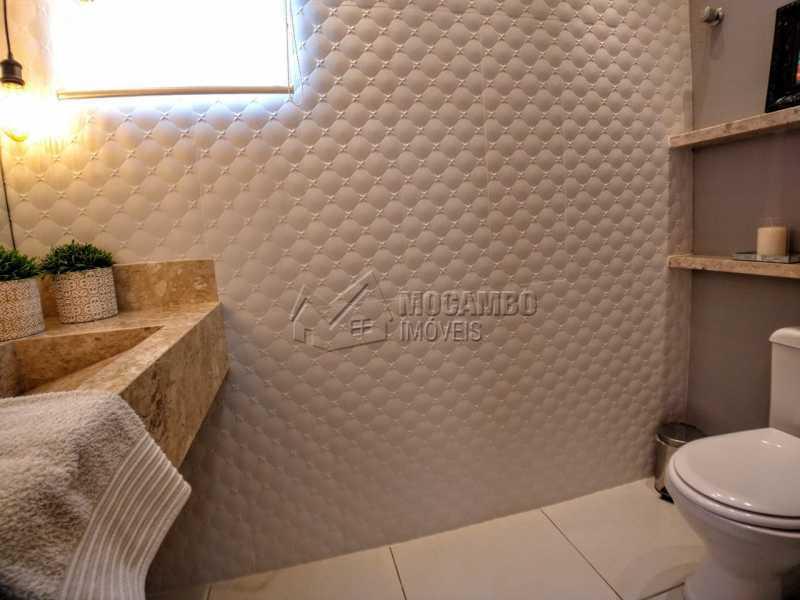 Lavabo - Casa em Condomínio 2 quartos à venda Itatiba,SP - R$ 689.000 - FCCN20037 - 19