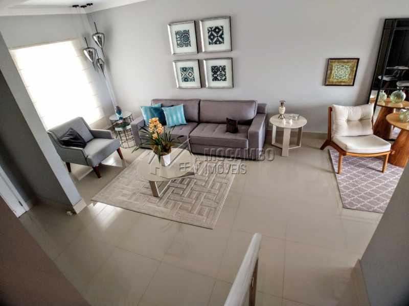 Sala - Casa em Condomínio 2 quartos à venda Itatiba,SP - R$ 689.000 - FCCN20037 - 10