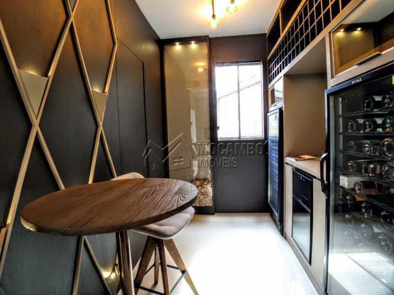 Adega - Casa em Condomínio 2 quartos à venda Itatiba,SP - R$ 689.000 - FCCN20037 - 16