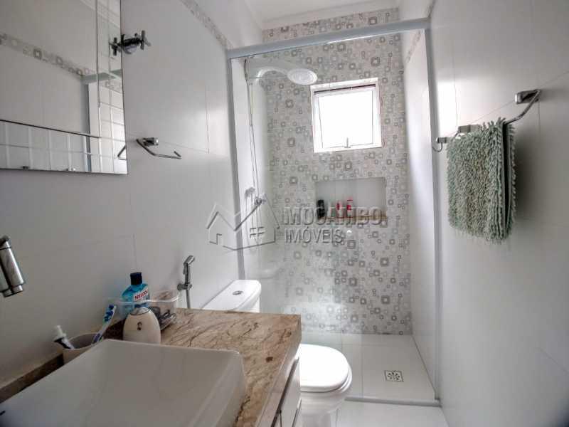 Banheiro - Casa em Condomínio 2 quartos à venda Itatiba,SP - R$ 689.000 - FCCN20037 - 21