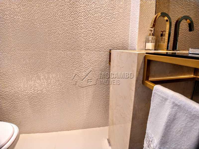 Lavabo - Casa em Condomínio 2 quartos à venda Itatiba,SP - R$ 689.000 - FCCN20037 - 20
