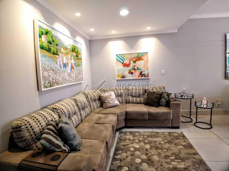 Sala de estar  - Casa em Condomínio 2 quartos à venda Itatiba,SP - R$ 689.000 - FCCN20037 - 11