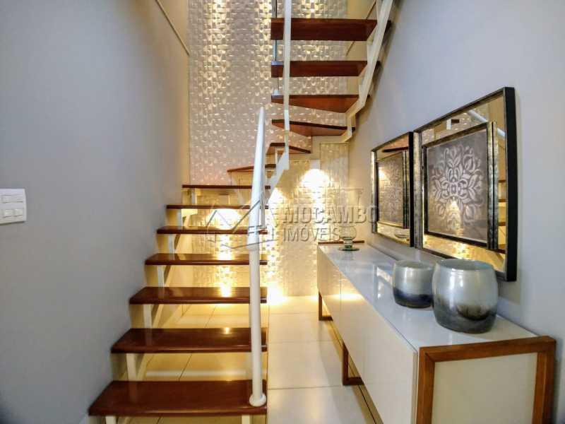 Escada - Casa em Condomínio 2 quartos à venda Itatiba,SP - R$ 689.000 - FCCN20037 - 24