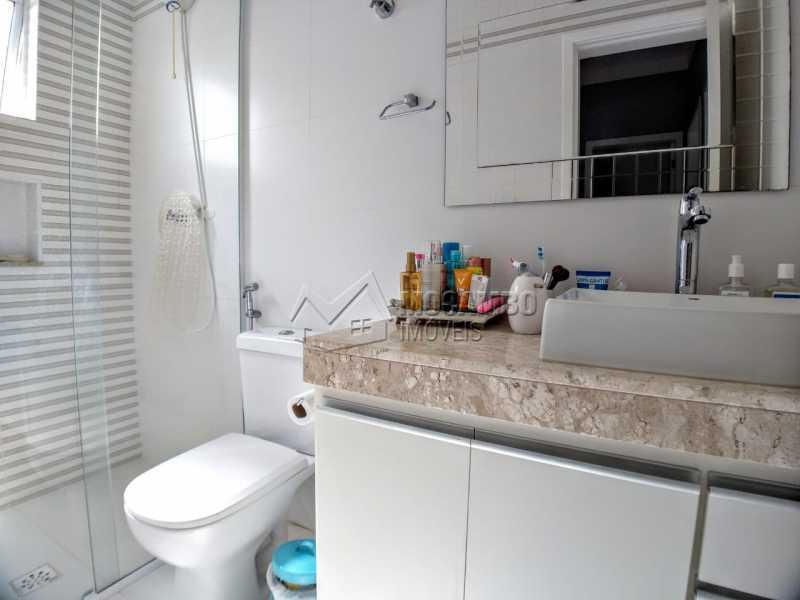 Banheiro  - Casa em Condomínio 2 quartos à venda Itatiba,SP - R$ 689.000 - FCCN20037 - 22