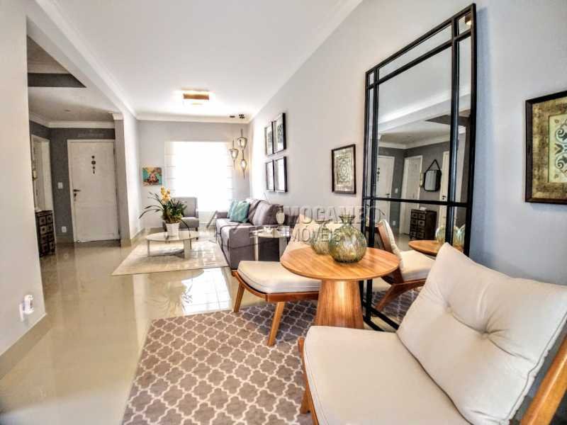 Sala  - Casa em Condomínio 2 quartos à venda Itatiba,SP - R$ 689.000 - FCCN20037 - 14