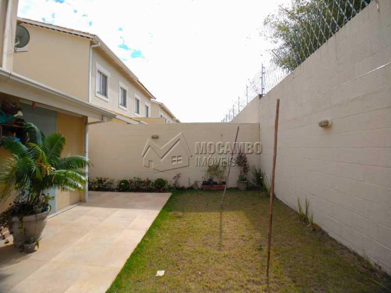 Quintal - Casa em Condomínio 3 quartos à venda Itatiba,SP - R$ 565.000 - FCCN30482 - 12