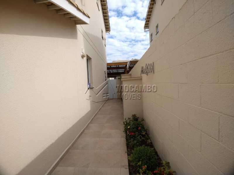 Corredor externo - Casa em Condomínio 3 quartos à venda Itatiba,SP - R$ 565.000 - FCCN30482 - 14