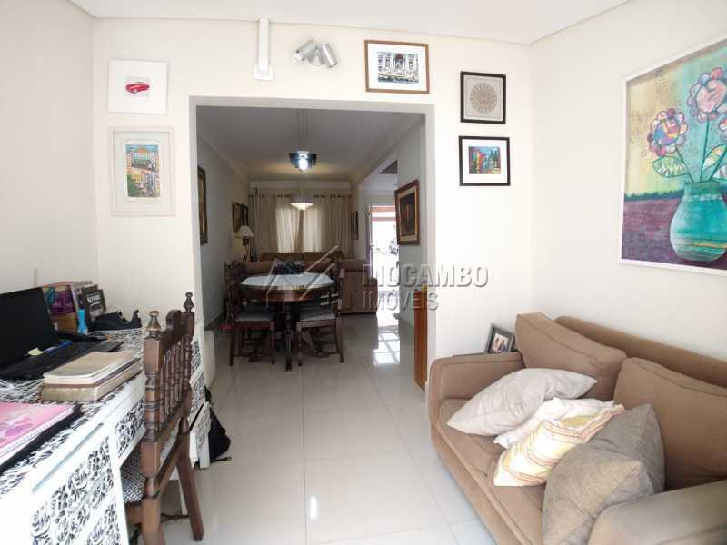 Sala - Casa em Condomínio 3 quartos à venda Itatiba,SP - R$ 565.000 - FCCN30482 - 3