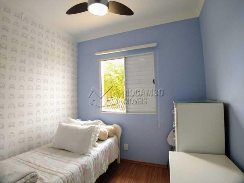 Dormitório - Casa em Condomínio 3 quartos à venda Itatiba,SP - R$ 565.000 - FCCN30482 - 5