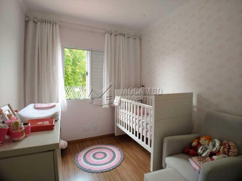 Dormitório - Casa em Condomínio 3 quartos à venda Itatiba,SP - R$ 565.000 - FCCN30482 - 6