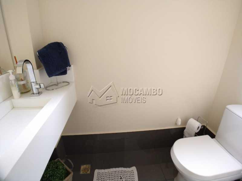 Lavabo - Casa em Condomínio 3 quartos à venda Itatiba,SP - R$ 565.000 - FCCN30482 - 10
