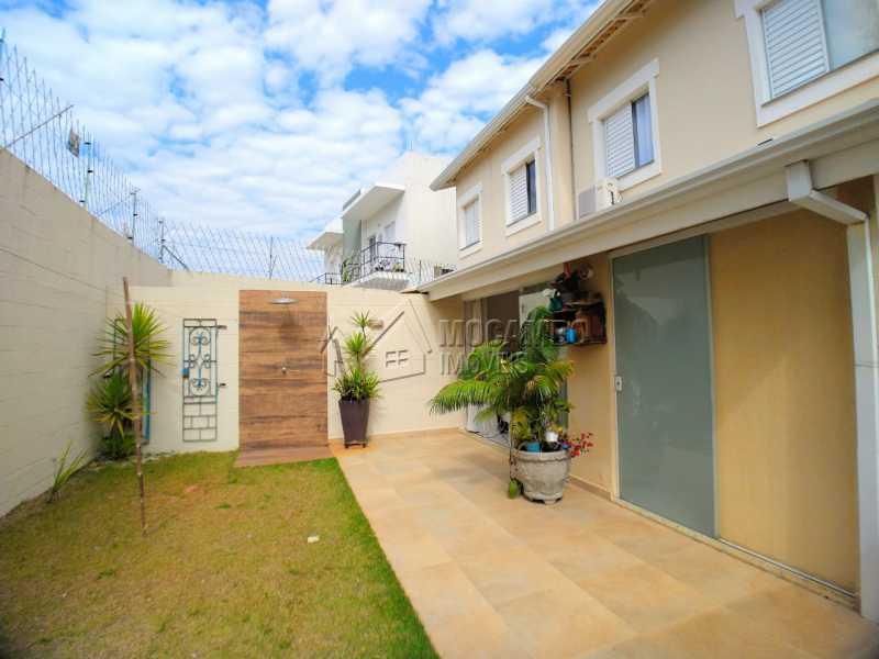 Quintal - Casa em Condomínio 3 quartos à venda Itatiba,SP - R$ 565.000 - FCCN30482 - 13