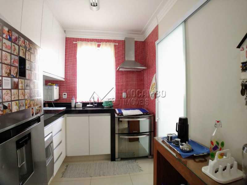 Cozinha - Casa em Condomínio 3 quartos à venda Itatiba,SP - R$ 565.000 - FCCN30482 - 1