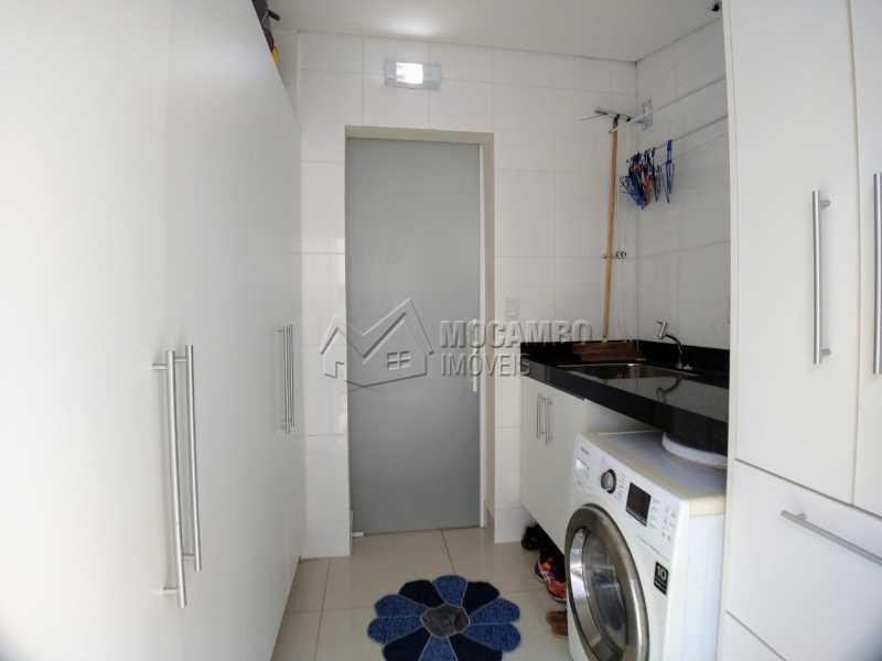 Área de serviço - Casa em Condomínio 3 quartos à venda Itatiba,SP - R$ 565.000 - FCCN30482 - 11