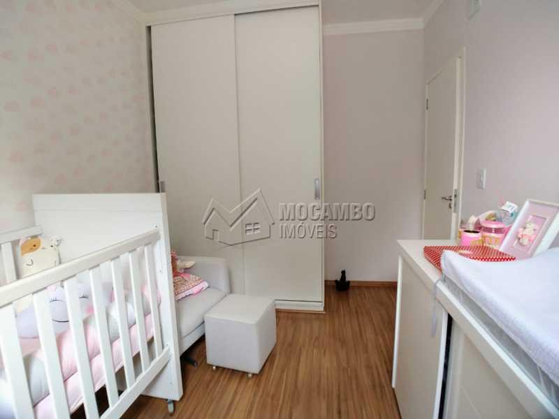 Dormitório - Casa em Condomínio 3 quartos à venda Itatiba,SP - R$ 565.000 - FCCN30482 - 7